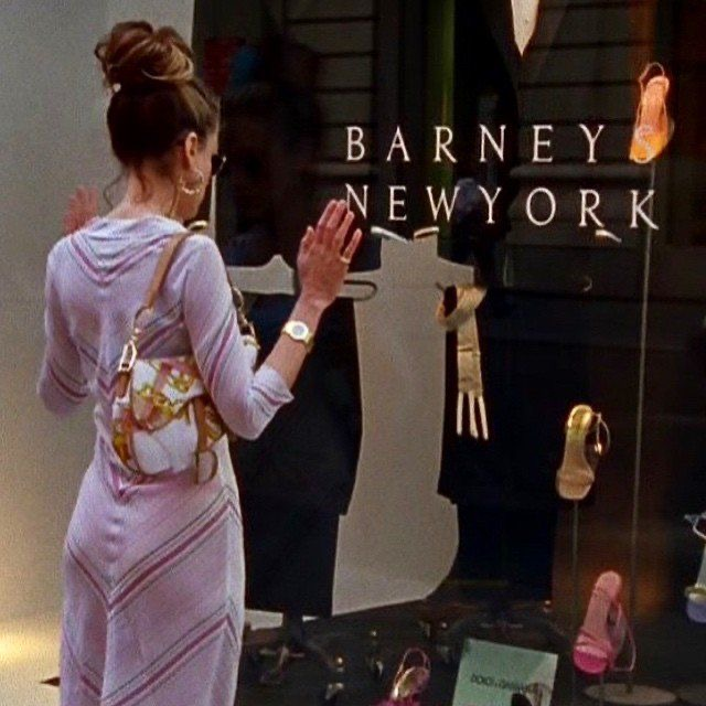 When Carrie Bradshaw Wore It First: Iconic Designer Bags