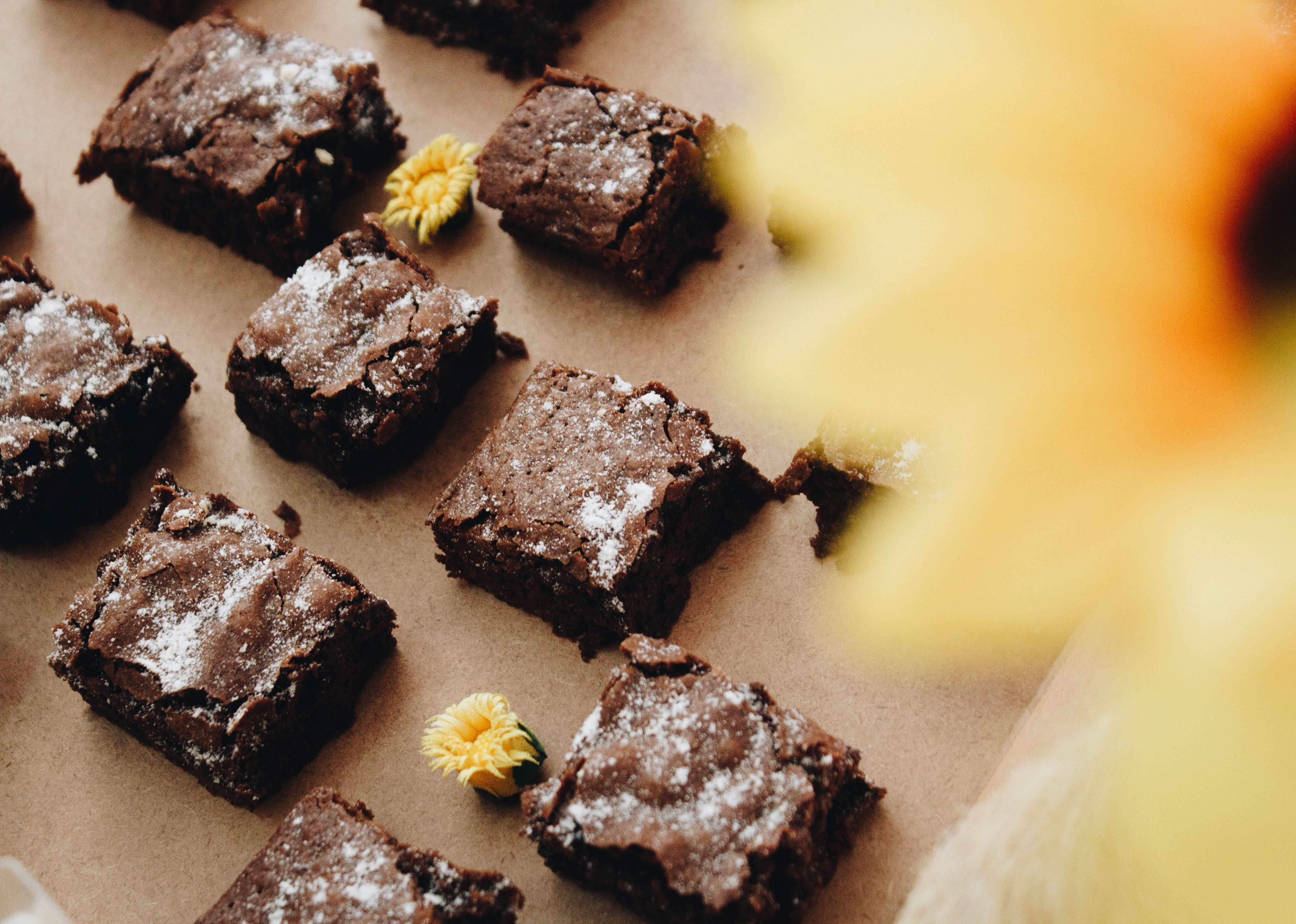 how to make vegan brownies the marize