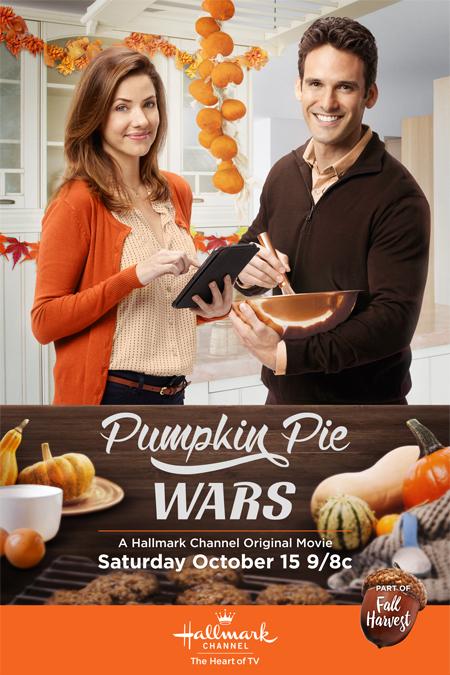 pumpkin pie wars poster