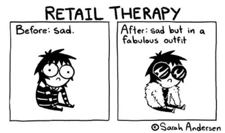 Exploring the Therapeutic Benefits of Healthy Shopping Habits and How to Start Using Retail Therapy as Effective Stress ReliefToday