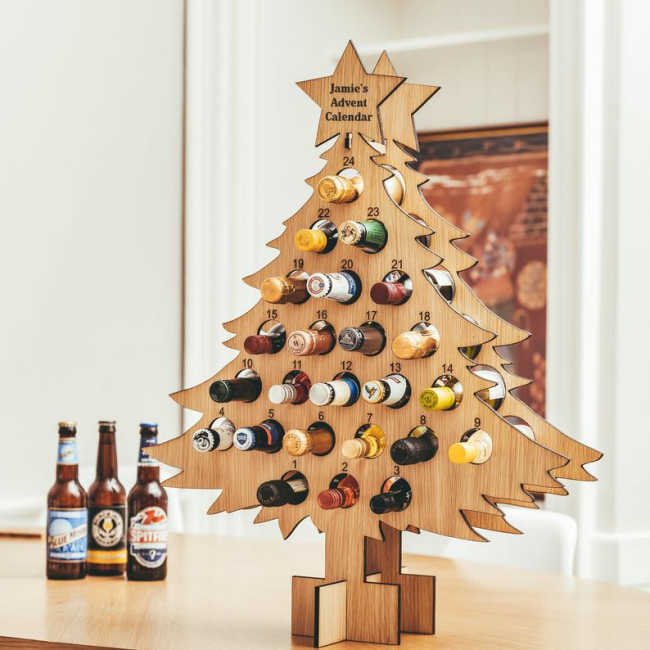 Happy December! Kick Start the Christmas Season with These 5 DIY Advent Calendar Ideas